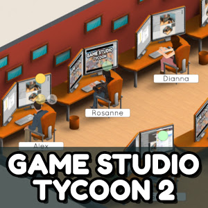 Download Free Game Studio Tycoon 2 Android Mobile App Game