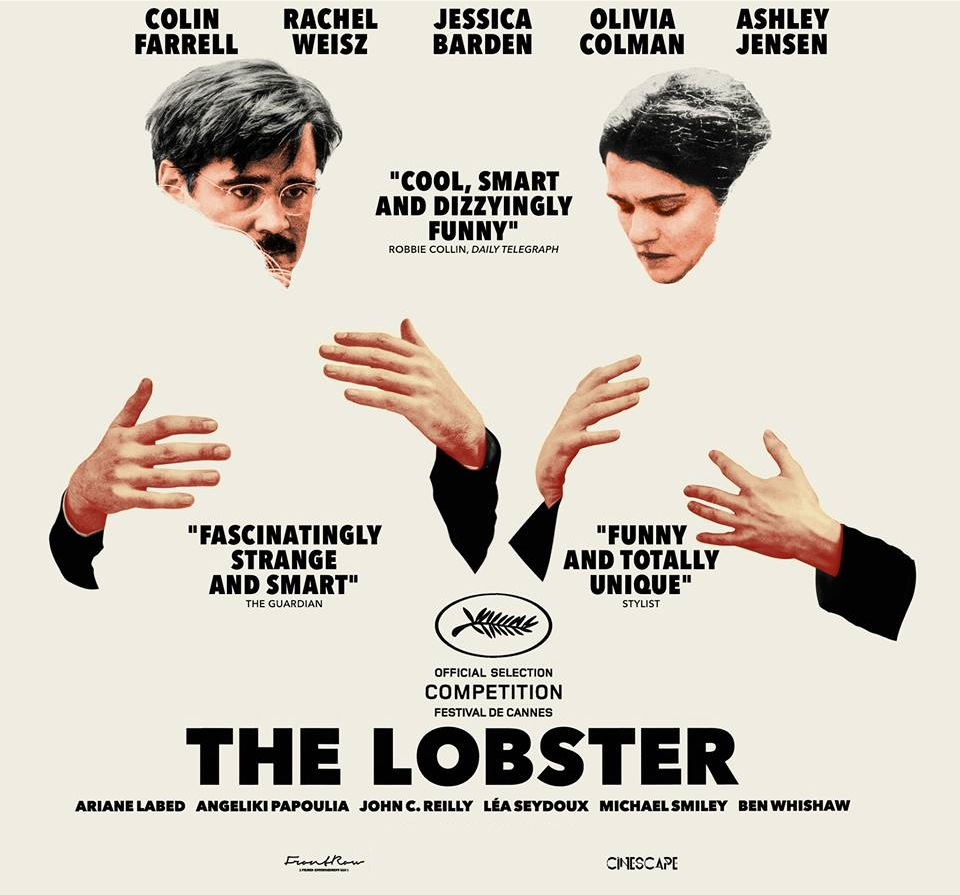 The Lobster 2015 Soundtracks : The Oscar Favorite