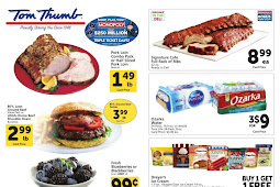 Tom Thumb Weekly Ad April 25 - May 1, 2018