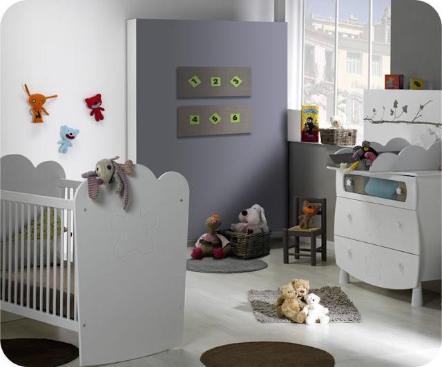 id e d co chambre de b b gar on. Black Bedroom Furniture Sets. Home Design Ideas