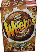 Weetabix Weetos Chocolatey Hoops