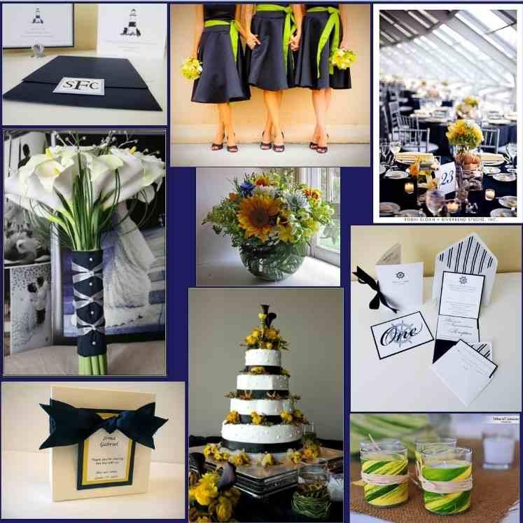 Anchor Wedding Ideas