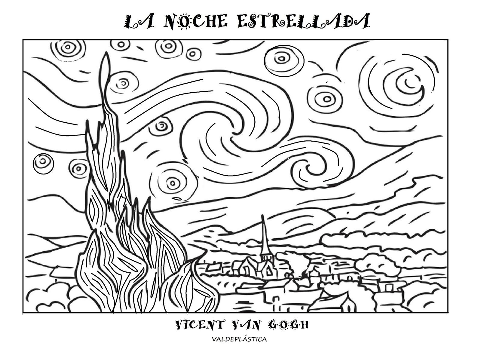 Excelente Casa De La Noche Para Colorear Bosquejo - Dibujos Para ...