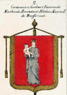 Bannière des Cardeurs de Montferrand