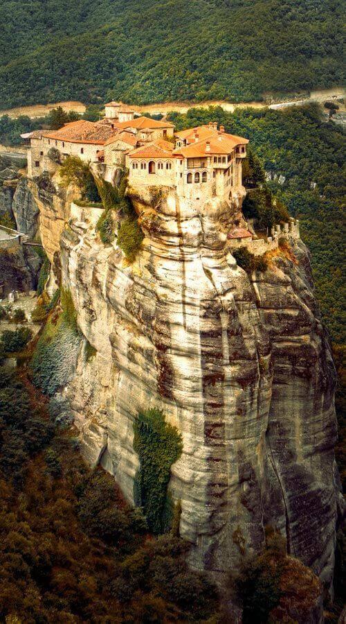 Patient | Meteora Monastery in Greece