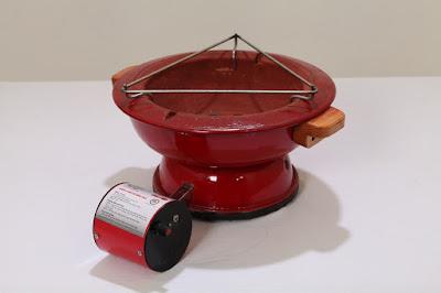 Bếp nướng than Du Lịch