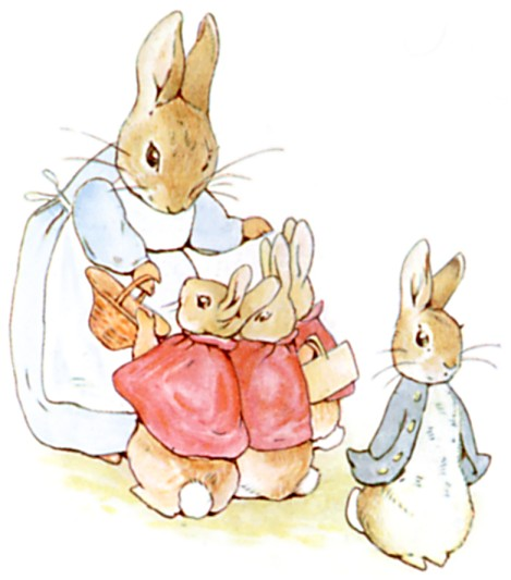 Illustrators Of Children S Books Beatrix Potter