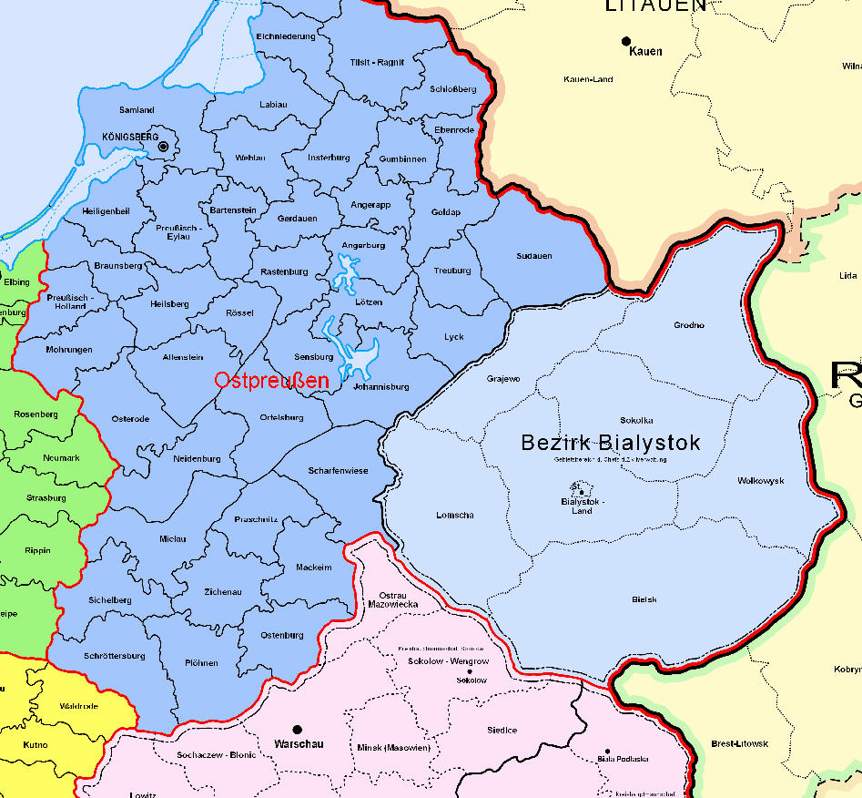 deutschland karte 1940 1944 – Verwaltungskarte des Deutschen Reichs | Historische