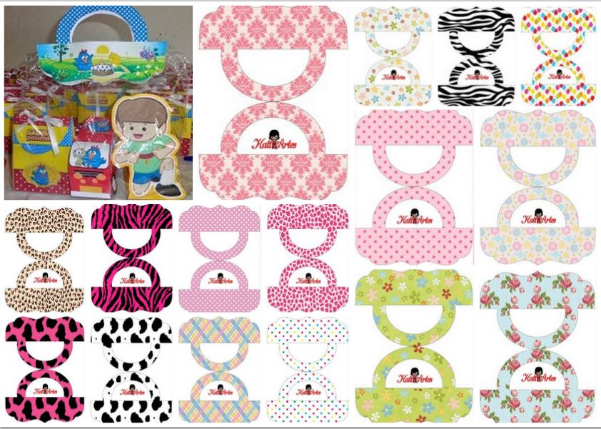 This is a picture of Free Printable Bag Toppers with regard to happy birthday