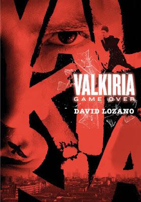 LIBRO - Valkiria. Game Over : David Lozano  (Ediciones SM - 13 Octubre 2016)  LITERATURA JUVENIL  Comprar en Amazon España