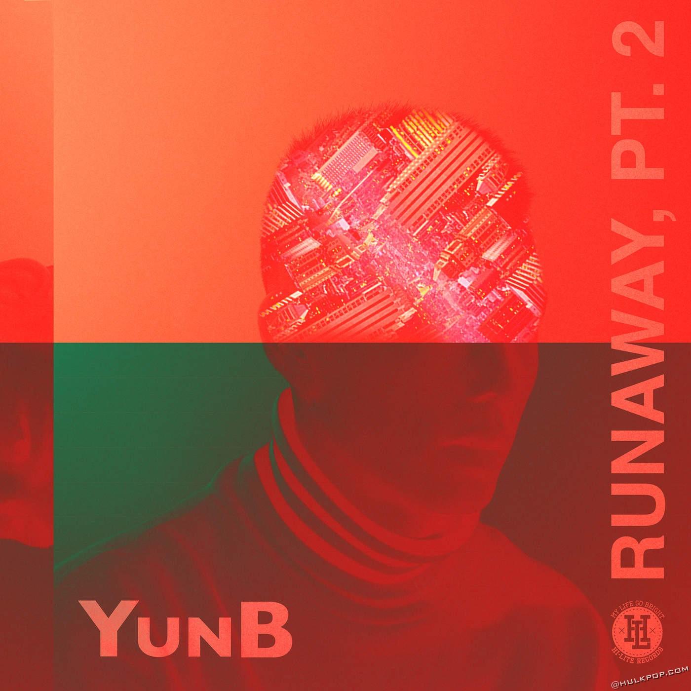 [Single] YunB – Runaway, Pt.2 (Feat. Ugly Duck)