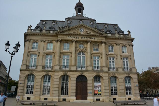 Bordeaux Bourse Maritime