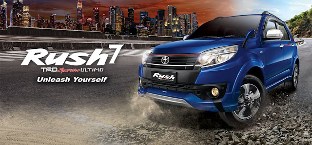 Toyota Rush TRD Sporti