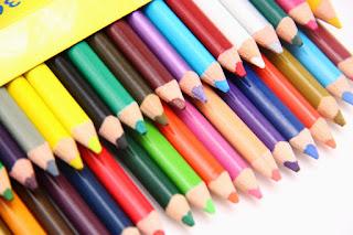 O que você pode aprender com uma caixa de lápis de cor?