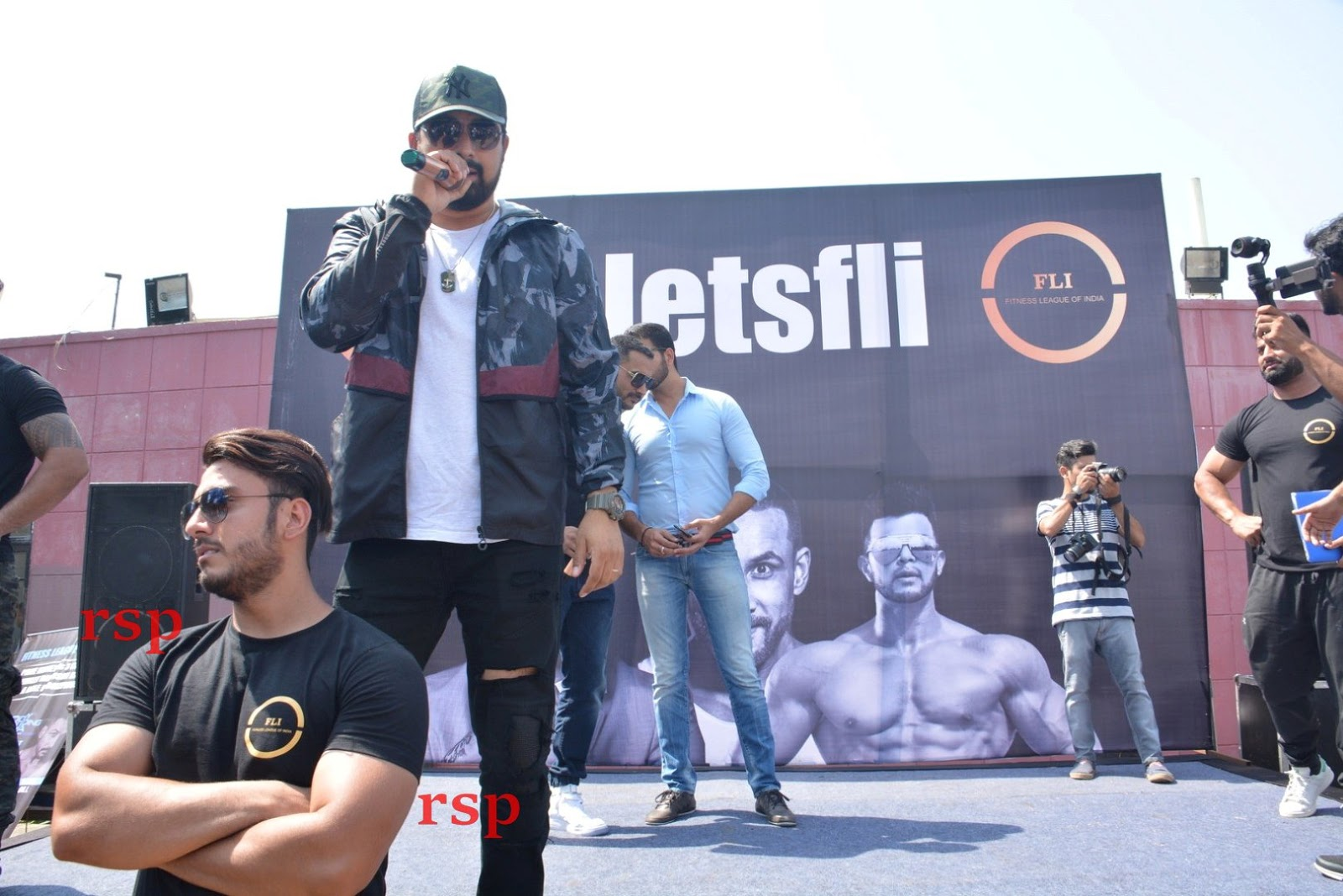 3813baaf28 Ranvijay And Sahil Khan Conducted audition for there New Fitness Reality  Show. 1 41 PM