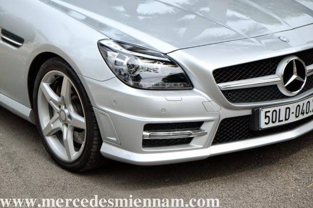 Giá Bán Xe Mercedes Benz SLK 350 AMG 01