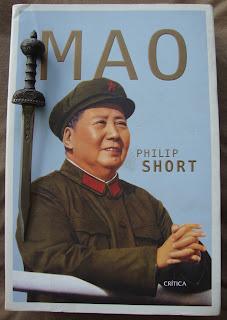 Portada del libro Mao, de Philip Short
