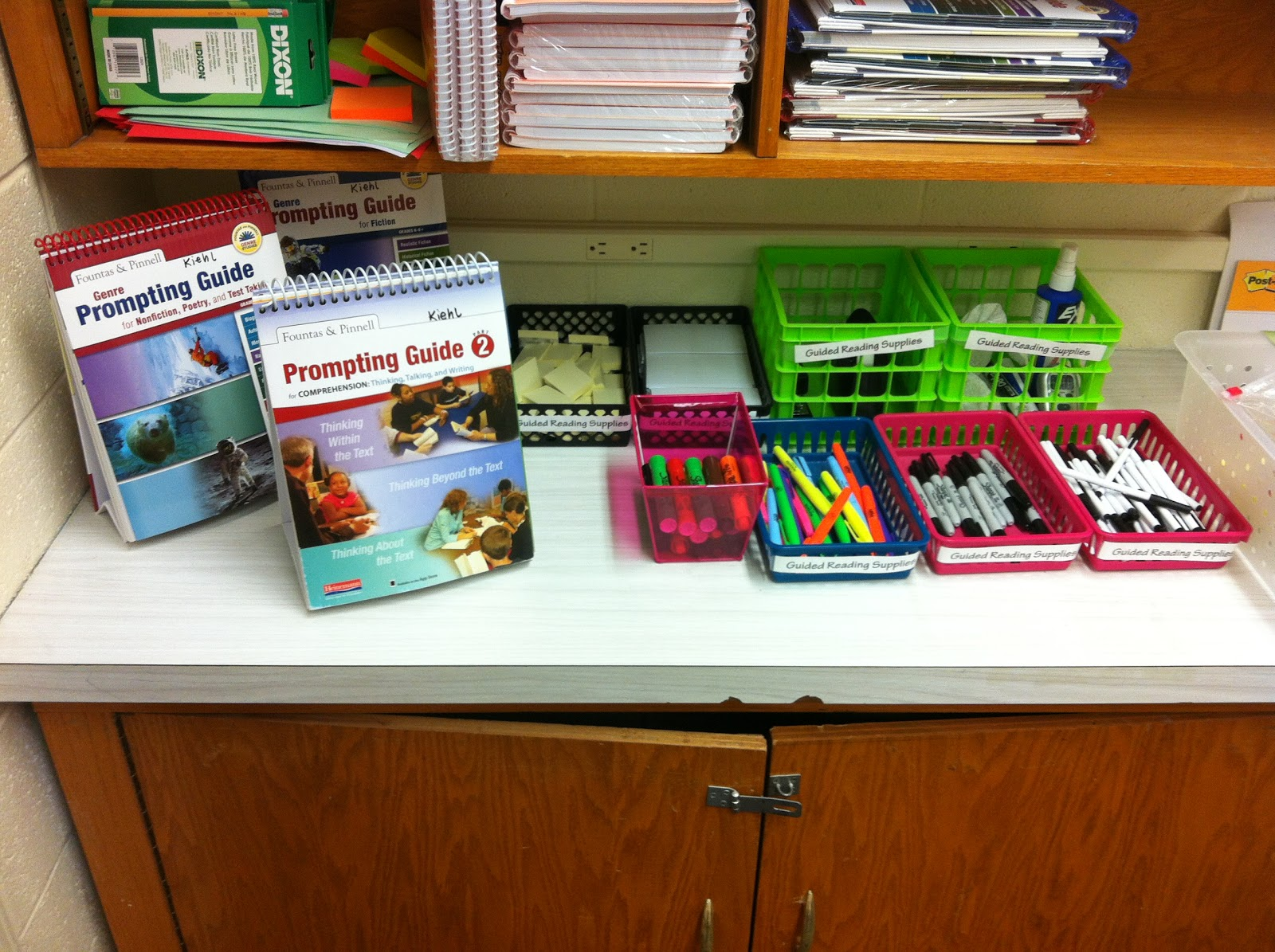 Middle School Teacher To Literacy Coach Guided Reading Update