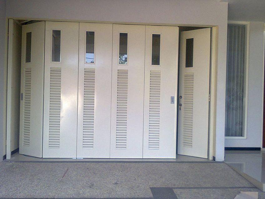 pintu besi lipat 4