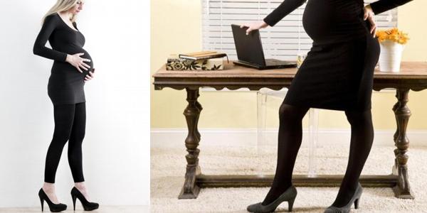 Εγκυμοσύνη και ψηλά τακούνια! 420a263ca1e