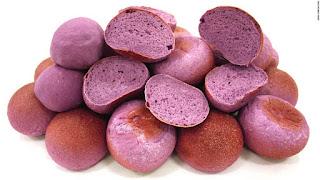 Bread Purple Popular Now As the Bread Healthy Antioxidant Rich