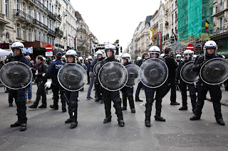 Os nazistas estão de volta na Europa