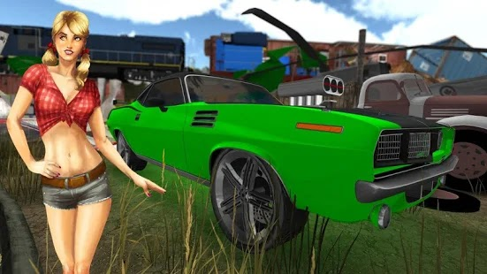 Fix My Car: Classic Muscle 2 Apk Free on Android Game Download