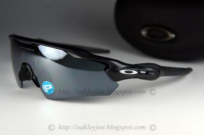 2016 Oakley Radar Black--Gray Lens