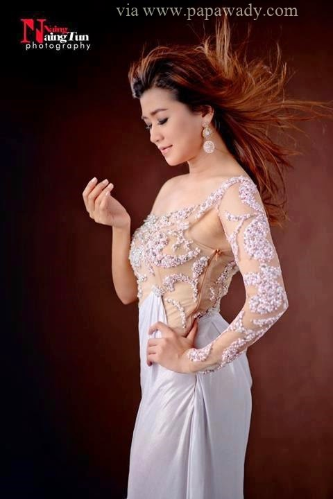 Eaindra Kyaw Zin - Beautiful Photoshoot