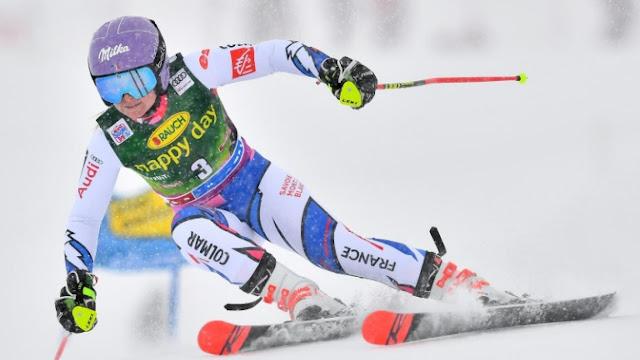 Tessa Worley Wins World Cup Opening GS in Sölden