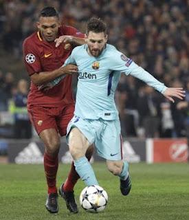 Roma - FC Barcelona
