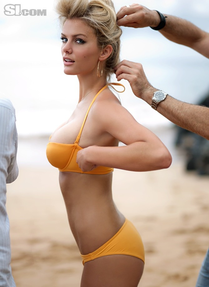 Well brooklyn decker sports illustrated swimsuit not