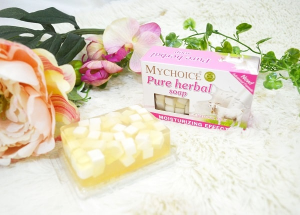MyChoice Pure Herbal Soap with Natural Milk review