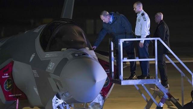 Ashton Carter arrives in Israel over Tel Aviv purchase of F-35s
