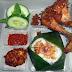 Menu Catering Nasi Box/Kotak Karyawan Agustus 2017