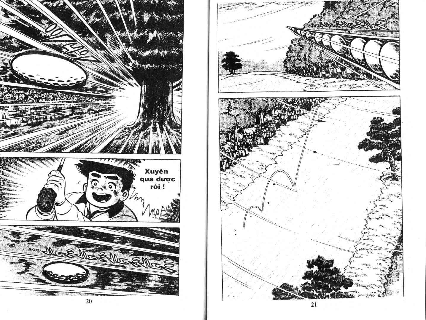 Ashita Tenki ni Naare chapter 47 trang 10