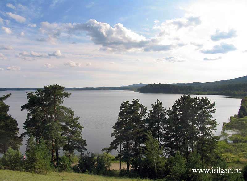 Озеро Сугомак. Челябинская область