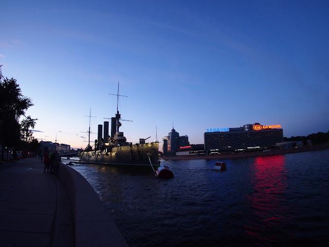 Byliśmy też w Petersburgu :)