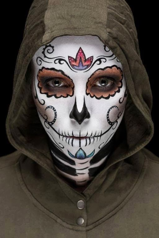 Radiant Blends Makeup Artistry: Easy to do Halloween looks ...