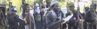 Boko Haram activities in Borno