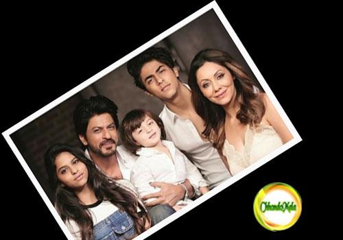 Bollywood Actor-Shah Rukh Khan-Biography Image