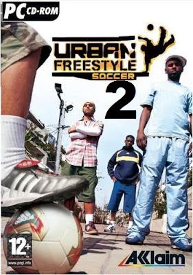 Urban Freestyle Soccer 2 PSP