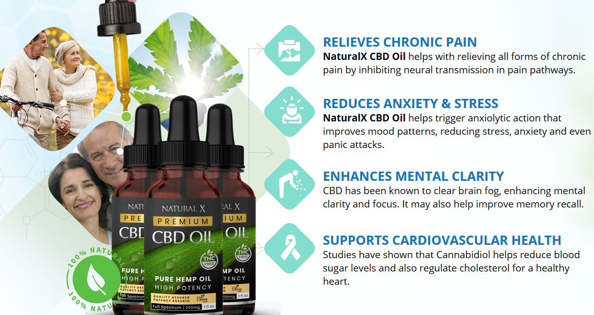 Natural X CBD Oil