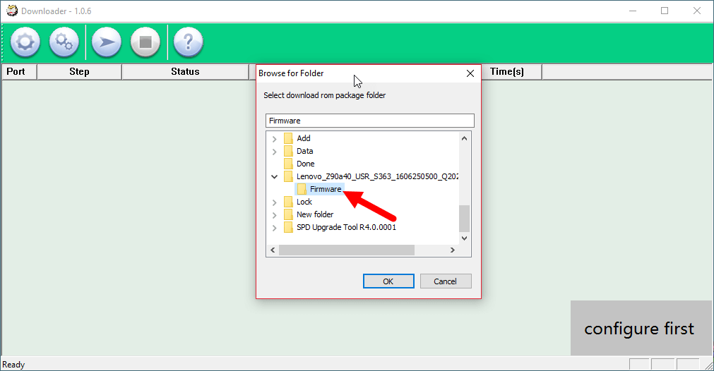 How To Use QComDloader Tool 1