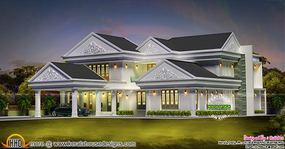Beautiful 4 bedroom 3532 sq-ft