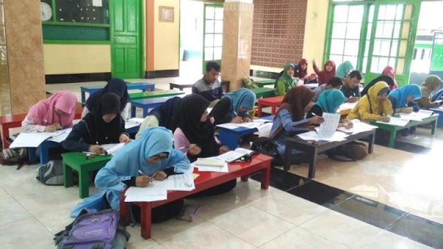kursus kaligrafi khat