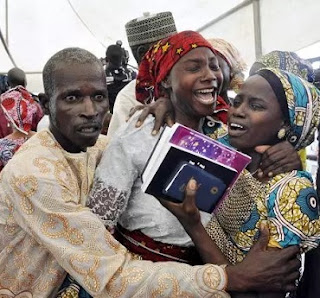 Boko Haram Frees 80 Chibok Girls
