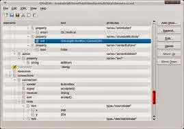 QXmlEdit 0.5.1 software to create xml files