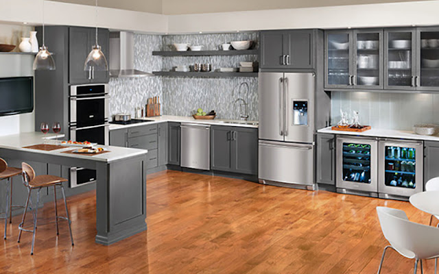 Kitchen Cabinet Trends Marry Style, Function