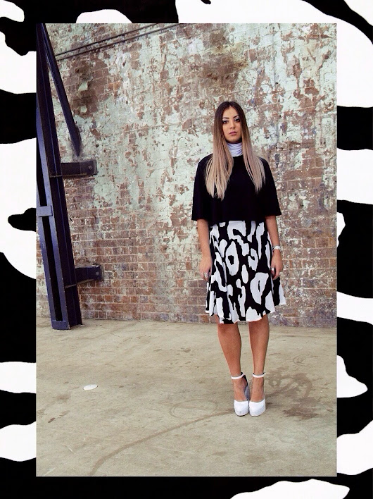 MERCEDES-BENZ FASHION WEEK AUSTRALIA 2014 | OUTFIT DETAILS